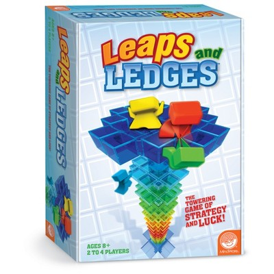 MindWare Board Game® Leaps and Ledges Game