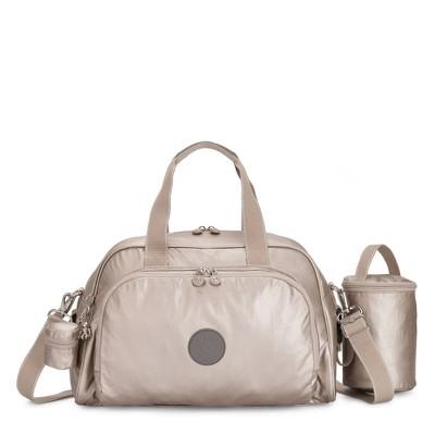 Kipling Camama Metallic Diaper Bag