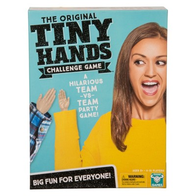 The Original Tiny Hands Challenge Game
