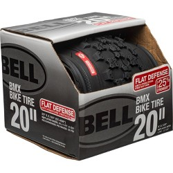 "Bell BMX Bike Tire 20"" - Black"