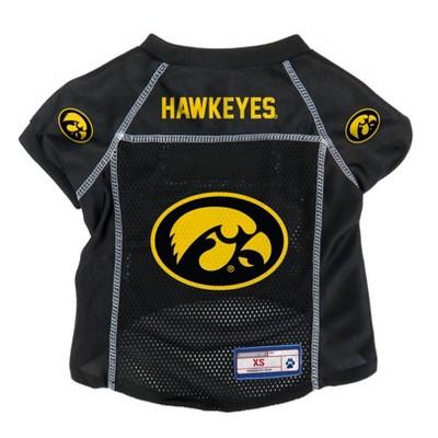 Iowa Hawkeyes Little Earth Pet Football Jersey - M
