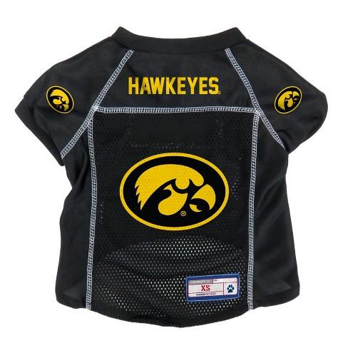 Iowa Hawkeyes Little Earth Pet Football Jersey - XL   Target e1d71c876