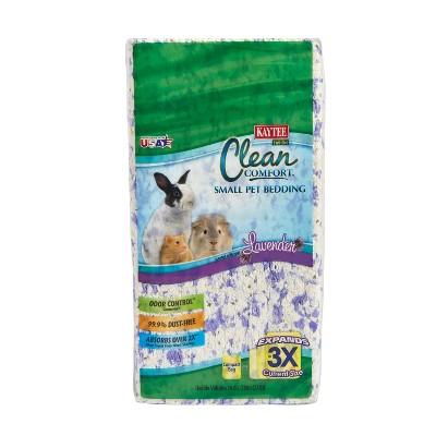 Kaytee Clean Comfort Small Pet Bedding Lavender - 24.6L