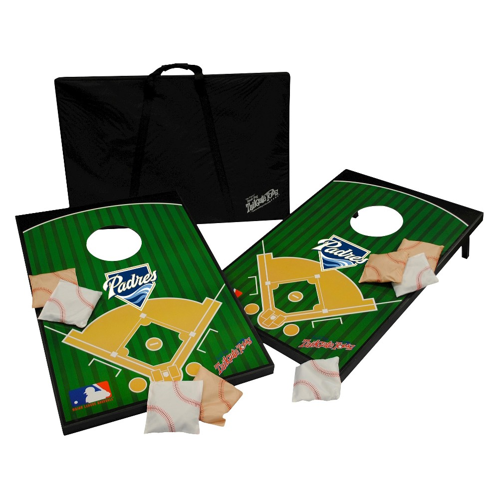 San Diego Padres Wild Sports Tailgate Toss - 2 x 3 ft.