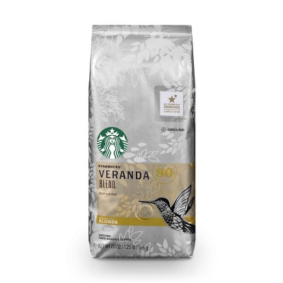 Starbucks Veranda Blend Light Roast Ground Coffee - 20oz