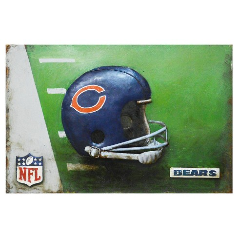 NFL Imperial 24 x 16 in. Metal 3D Wall Art - image 1 of 1