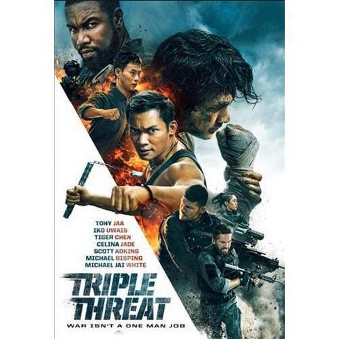Triple Threat (Blu-Ray + DVD) - image 1 of 1