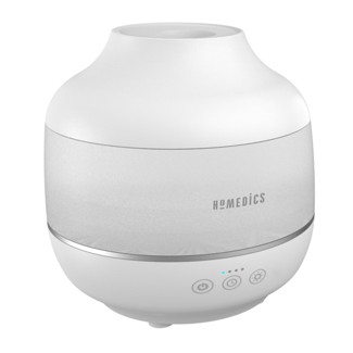 0.5gal Cool Mist Ultrasonic Humidifier with Aroma White - Homedics