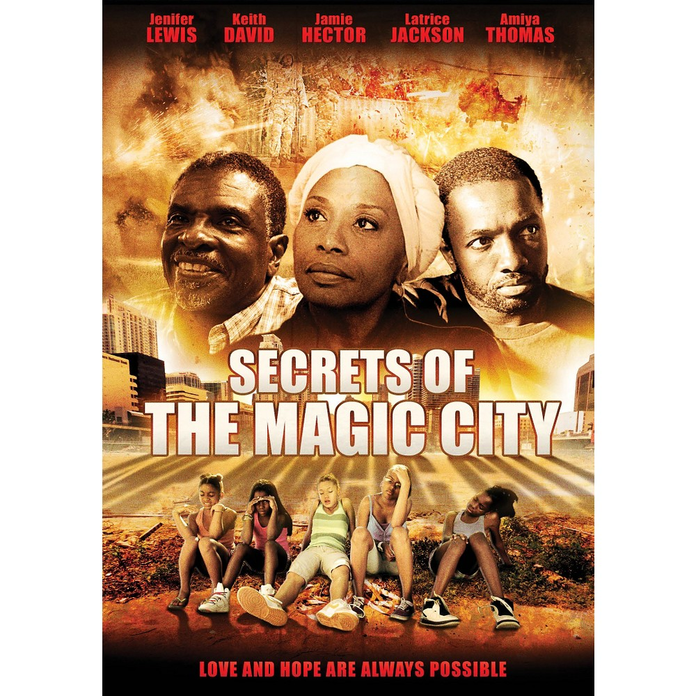 Magic city (Dvd), Movies