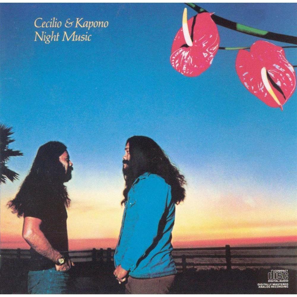 Cecilio & Kapono - Night Music (CD)