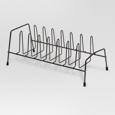 Lid Rack - Black Chrome - Threshold™