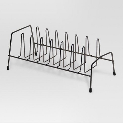 Lid Rack - Black Chrome - Threshold™ - image 1 of 1