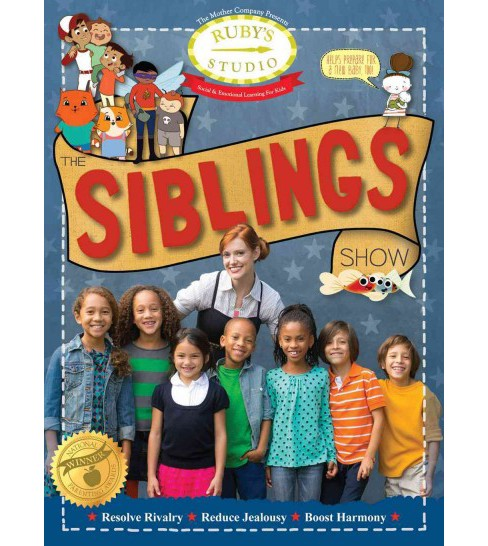 Ruby's Studio : The Siblings Show (Hardcover) - image 1 of 1