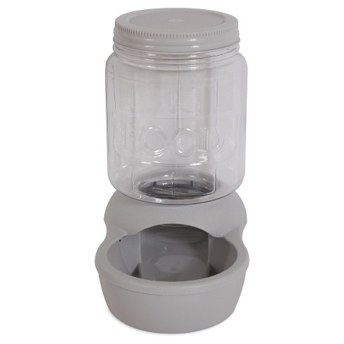 Pet Automated Feeder - Gray - Boots & Barkley™ - image 1 of 2