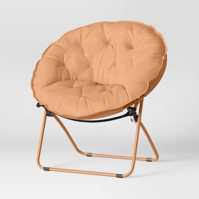 Dish Chair Sun Orange - Room Essentials™