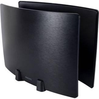 Philips Optima HD Indoor TV Antenna - Black