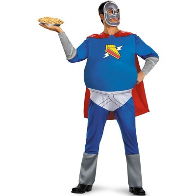 The Simpsons The Simpsons Homer Pie-Man Adult Costume