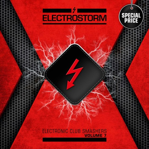 Various - Electrostorm 7 (CD) - image 1 of 1