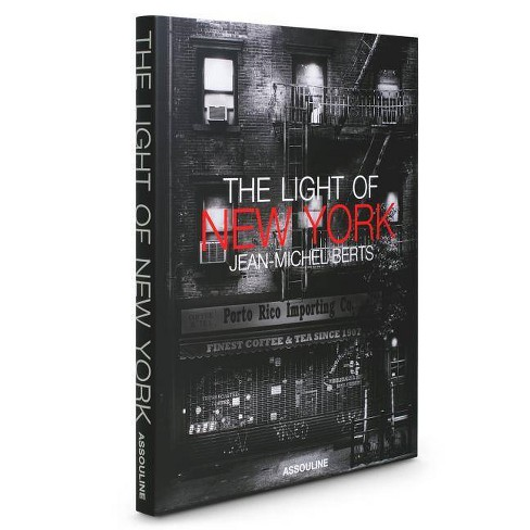 The Light of New York - (Hardcover) - image 1 of 1