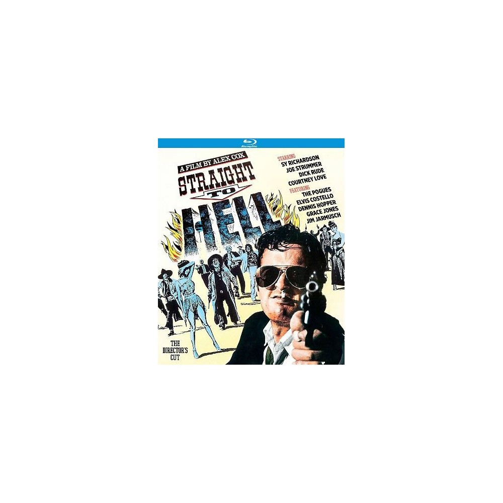 Straight To Hell (Director's Cut) (Blu-ray)