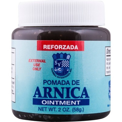 Sanvall Pomada de Arnica Ointment – Dark – 2oz
