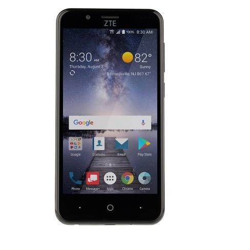 Verizon Prepaid -ZTE Blade Vantage 4G with 16GB Memory - Black