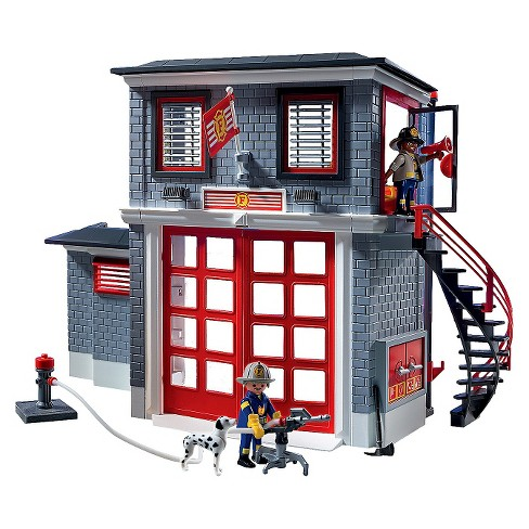 Playmobil Fire Rescue Station - image 1 of 3