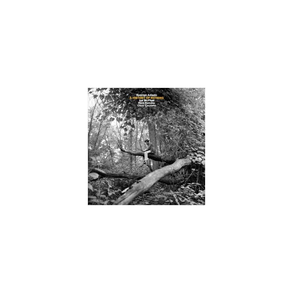 Amado - History Of Nothing (Vinyl)