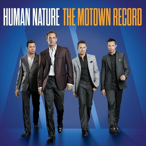 Human nature - Motown record (CD) - image 1 of 2