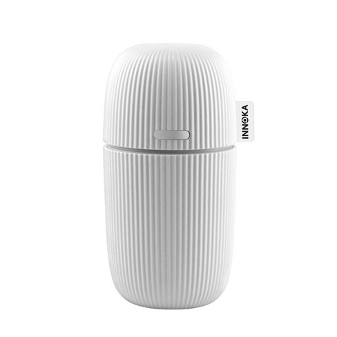 INNOKA 110ml Ultrasonic Cool Mist Aromatherapy Essential Oil Diffuser with USB Cable for Home, Bedroom and Office - image 1 of 2