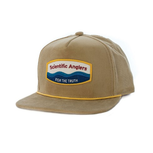 Scientific Anglers Fish The Truth Coal x SA Special Edition Hat - image 1 of 2