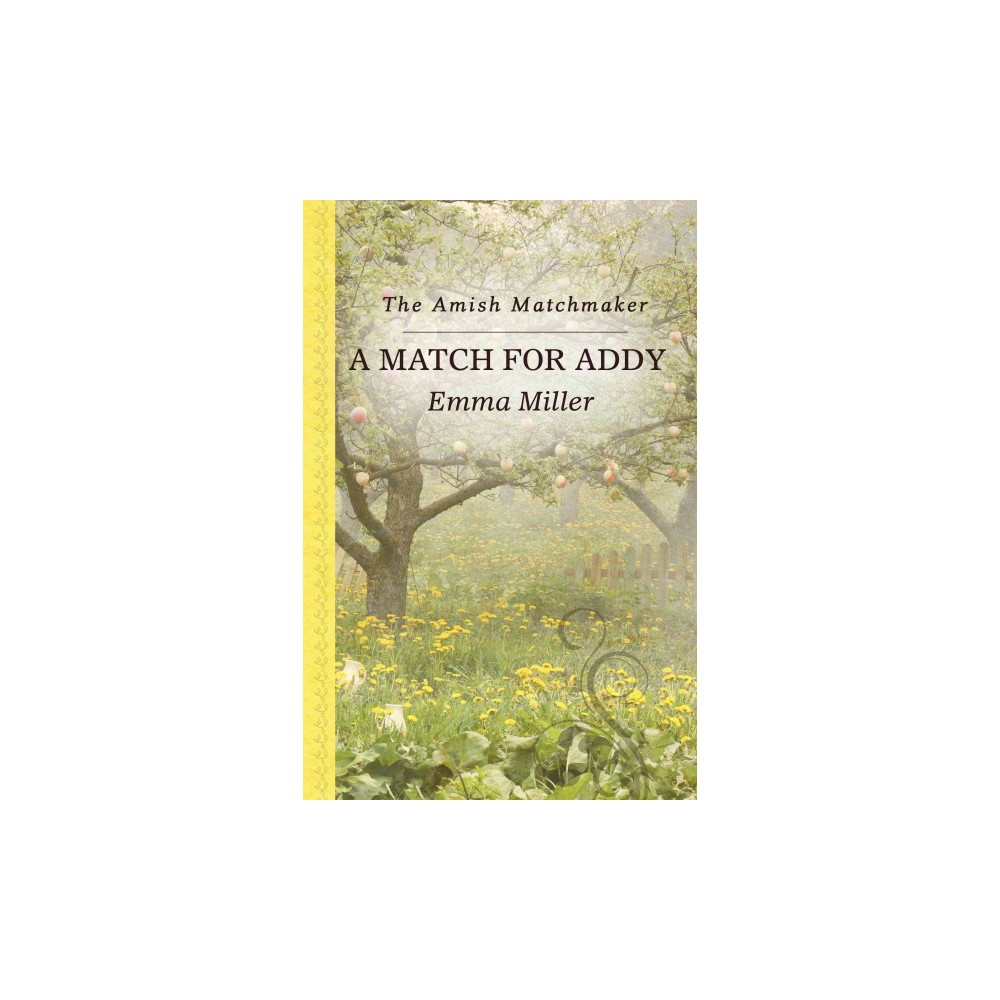 Match for Addy (Large Print) (Hardcover) (Emma Miller)