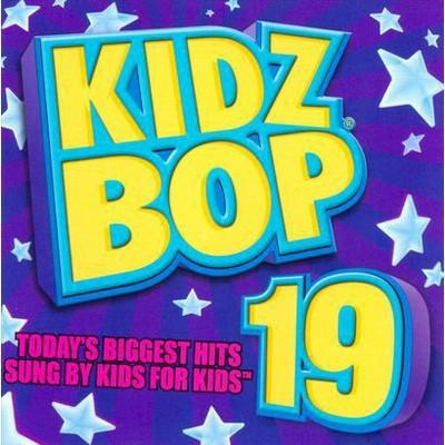 Kidz Bop Kids - Kidz Bop 19 (CD)