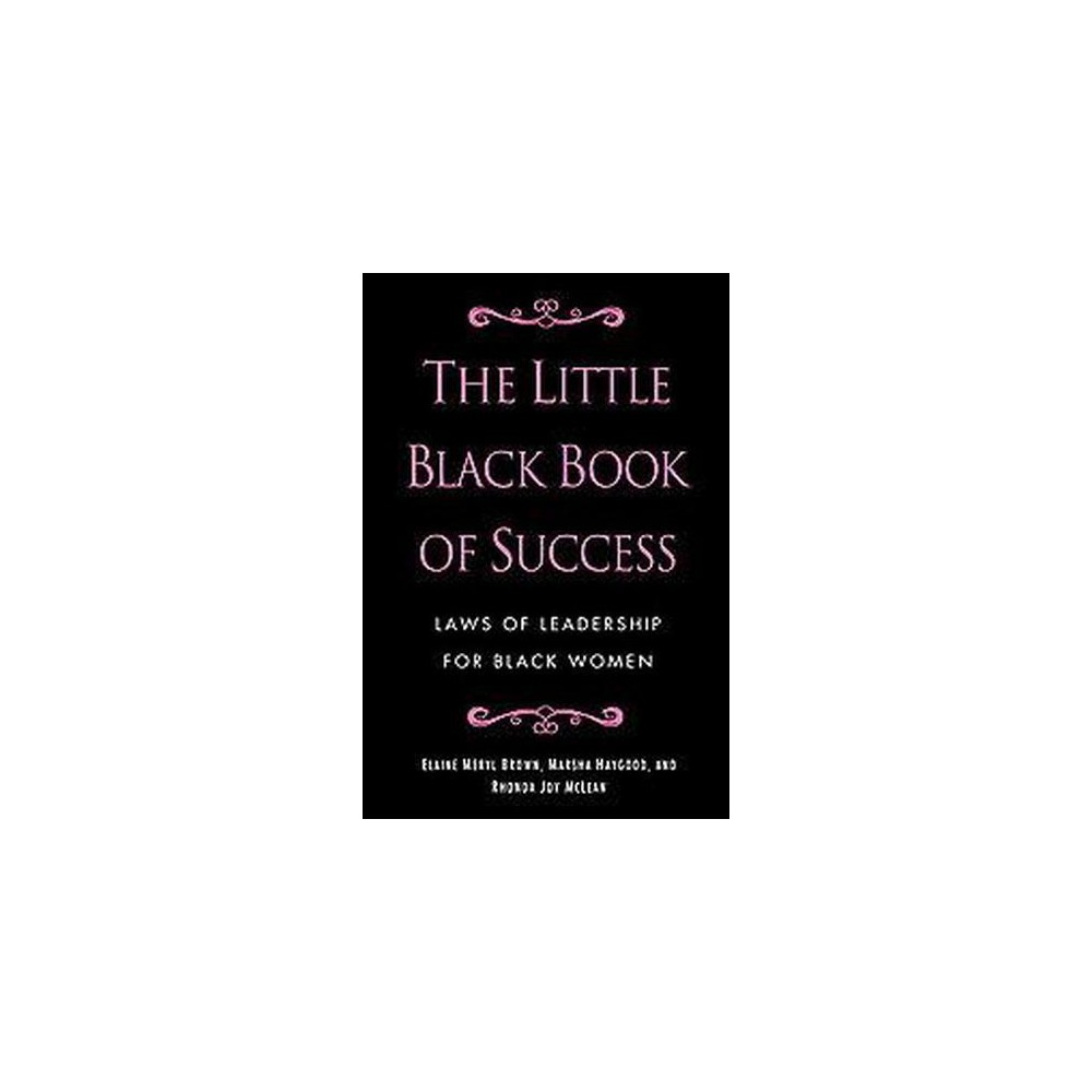 The Little Black Book of Success (Hardcover)