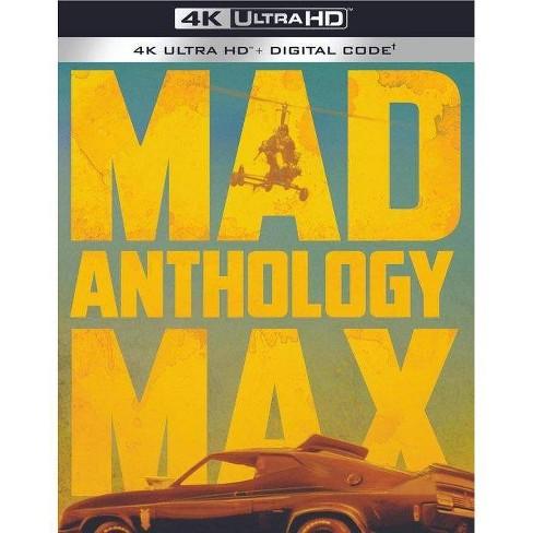 Mad Max Anthology (4K/UHD + Digital) - image 1 of 1