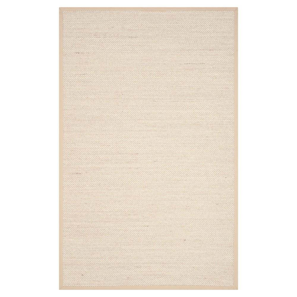 Natural Fiber Rug - Marble/Linen - (5'x8') - Safavieh