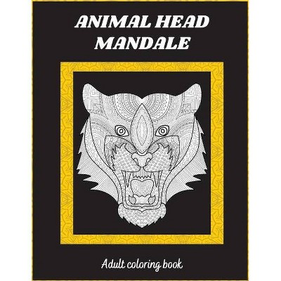 Animal Head Mandale - by  Christopher Norris (Paperback)