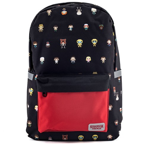 c3027e71ba Stranger Things Backpack - Black   Target