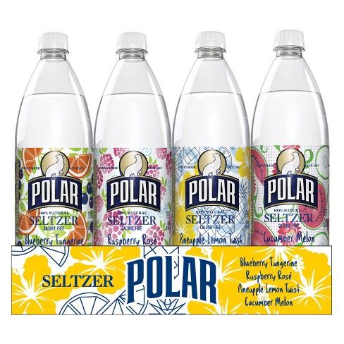 Polar Summer Seltzer Water Variety Pack - 12pk/1L Bottles - image 1 of 1