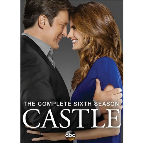 Castle: The Complete Sixth Season [5 Discs] - image 1 of 1