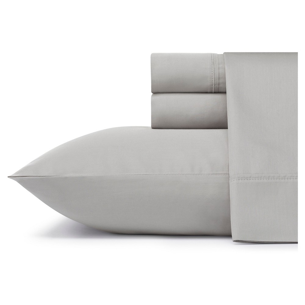 Solid Sheet Set (Queen) Silver - Stone Cottage