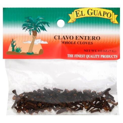 El Guapo Cloves Bag Whole - 0.25oz - image 1 of 1