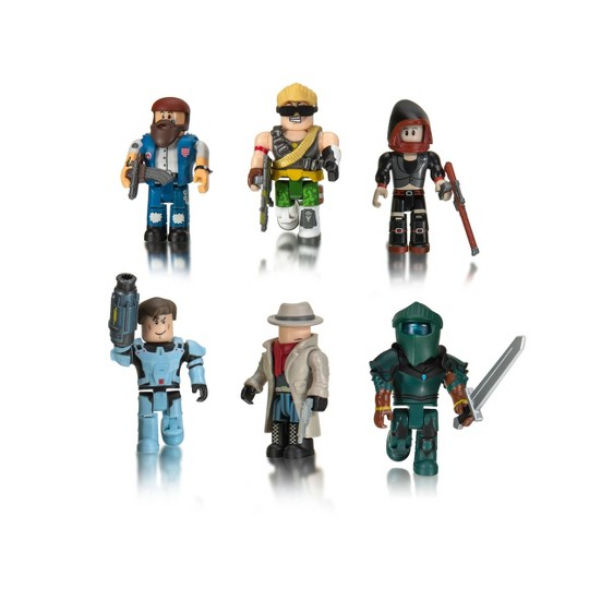 Roblox Q-Clash 12pc Action Figures image number null