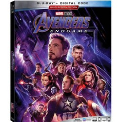 Avengers Endgame (Blu-Ray + Digital)