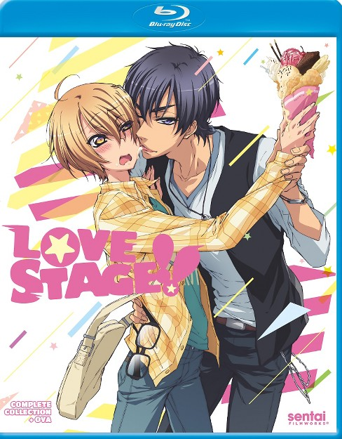 Love stage:Complete collection (Blu-ray) - image 1 of 1