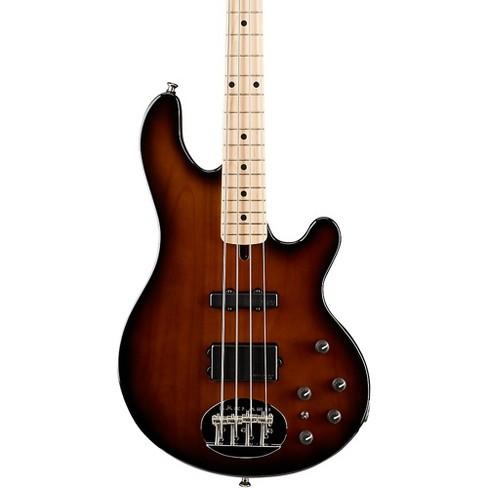 Lakland Classic 44-14 Maple Fretboard Electric Bass Guitar Tobacco Sunburst - image 1 of 4