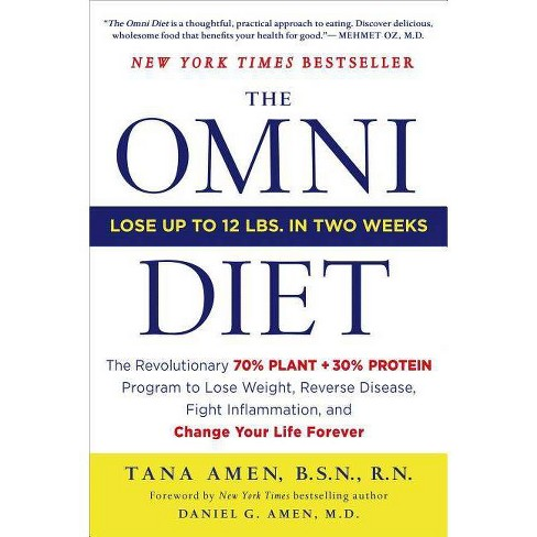 The Omni Diet - by  Tana Amen (Paperback) - image 1 of 1