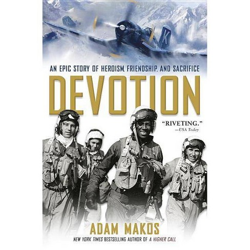 Devotion - by  Adam Makos (Paperback) - image 1 of 1
