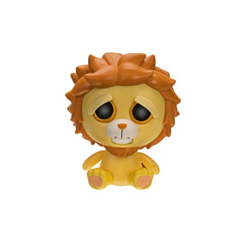 Feisty Pets Marky Mischief Lion Feature Figure - image 1 of 4