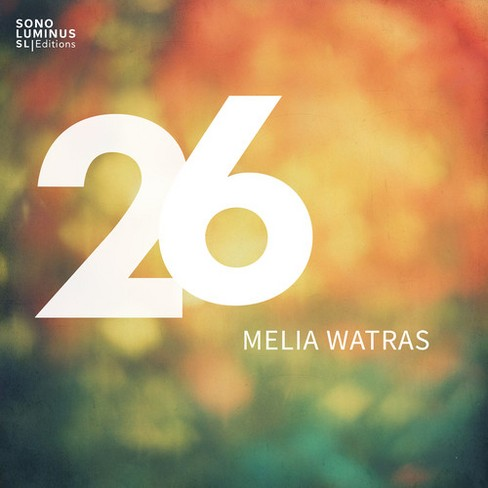 Melia Watras - 26 (CD) - image 1 of 1